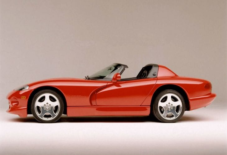 Dodge Viper recalls 2003-2004 models, remedy delayed