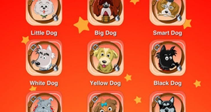 Dog names for boys and girls made fun in unique app