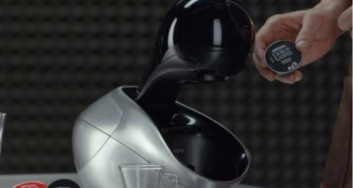 Update: Dolce Gusto Movenza, Eclipse reviews hard to come by