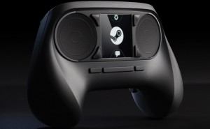 DotA 2 with Steam Controller support possibility