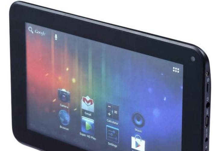 Double Power 7-inch tablet with Android 4.1 Jelly Bean