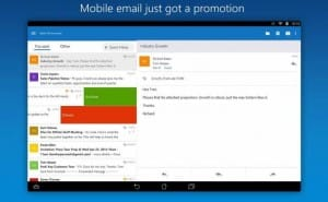 Download Microsoft Office for Android tablet today