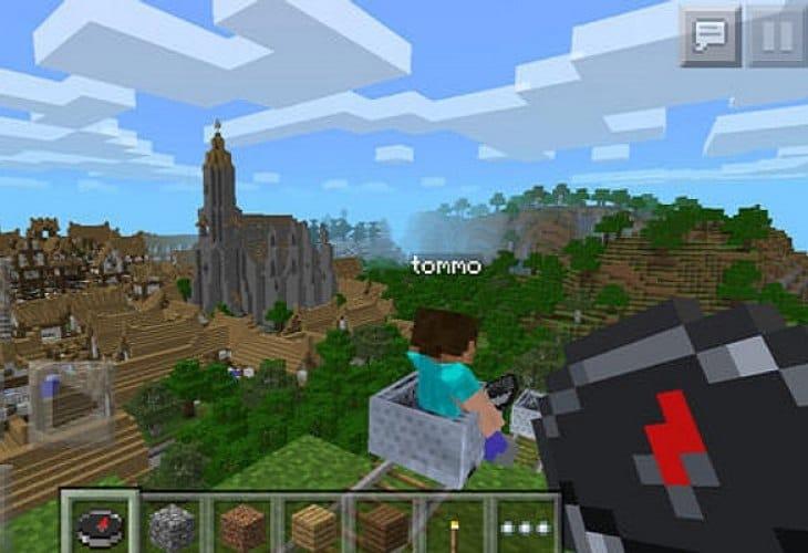 Скачать Minecraft Pe для Ios