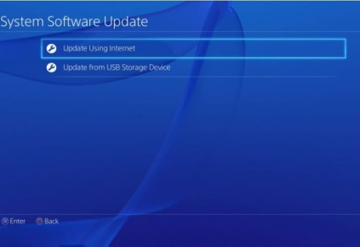 Download PS4 update 1.50 today to avoid problems