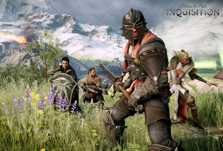 Dragon Age Inquisition insight of exploration video