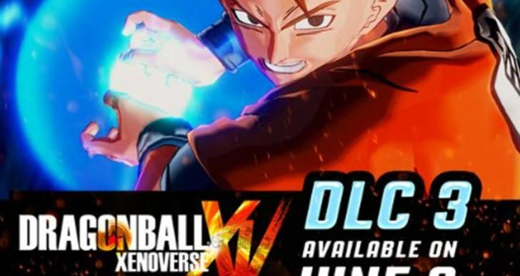 Dragon Ball Xenoverse US, UK DLC pack 3 in 4 days