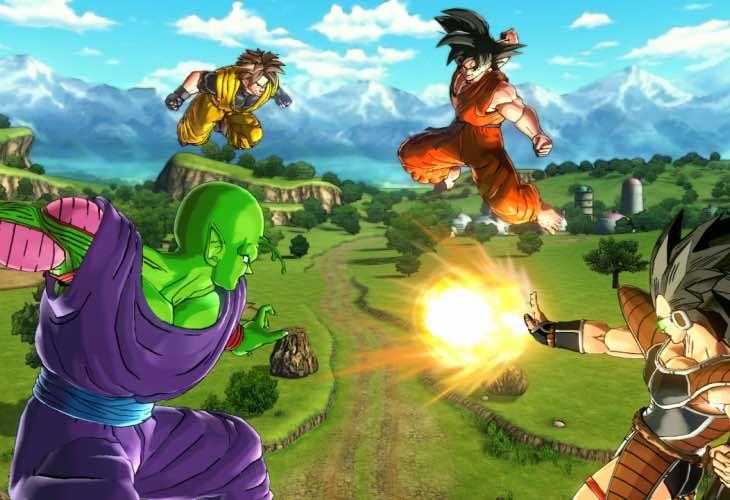 Dragon Ball Xenoverse price at Tesco