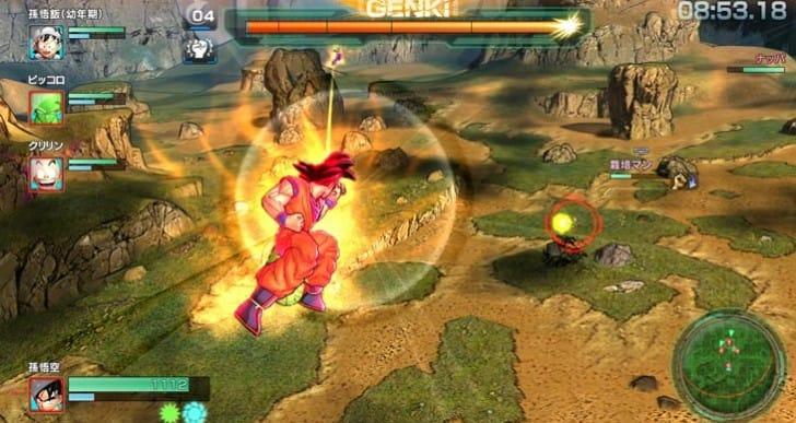 Dragon Ball Z: Battle of Z free DLC for PS VITA