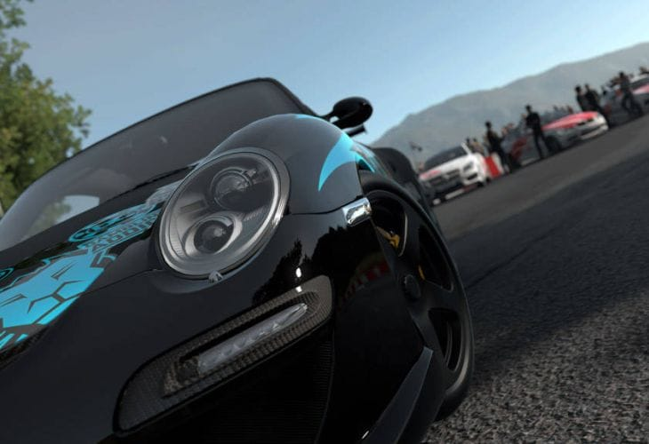 DriveClub delay not solely down to VR support says Sony president