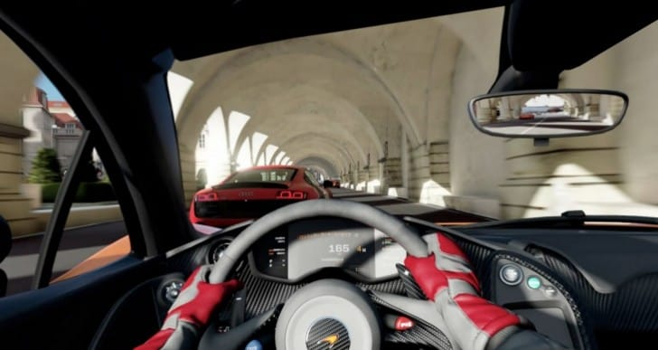 Driveclub vs. Forza 5 and Gran Turismo 6 gameplay
