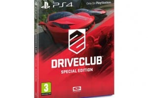 Driveclub Special Edition for PS4