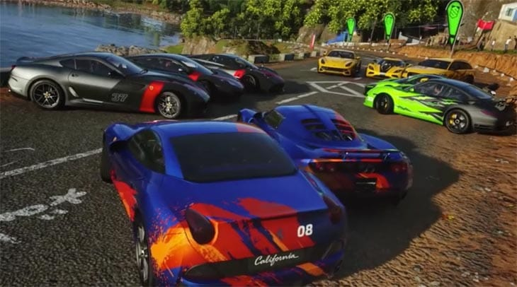 Driveclub-online-cars-in-challenges