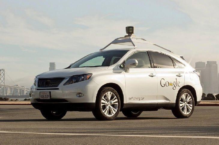 Driverless-Google-Car