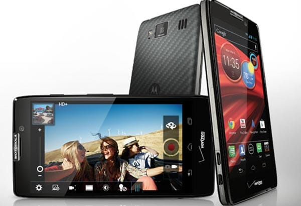 Droid Razr Maxx HD kills competition on juice