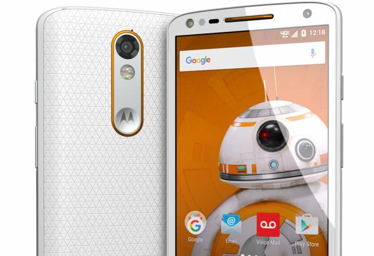 Droid Turbo 2 Star Wars editions
