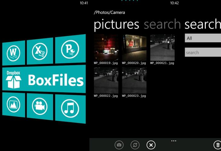 Dropbox app for Windows Phone with elusive release date