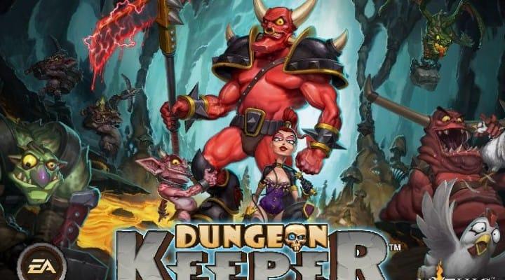 Dungeon Keeper app slammed by creator