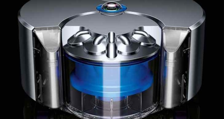 Dyson 360 Eye Robot Vacuum UK release and price MIA