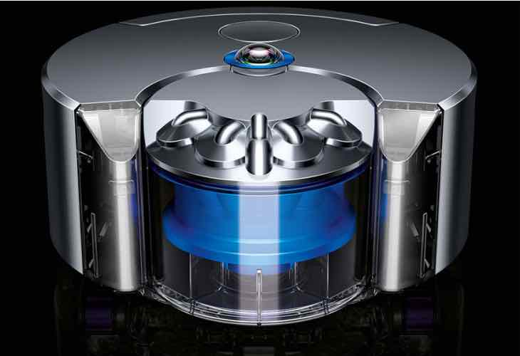 Dyson 360 Eye Robot Vacuum UK price