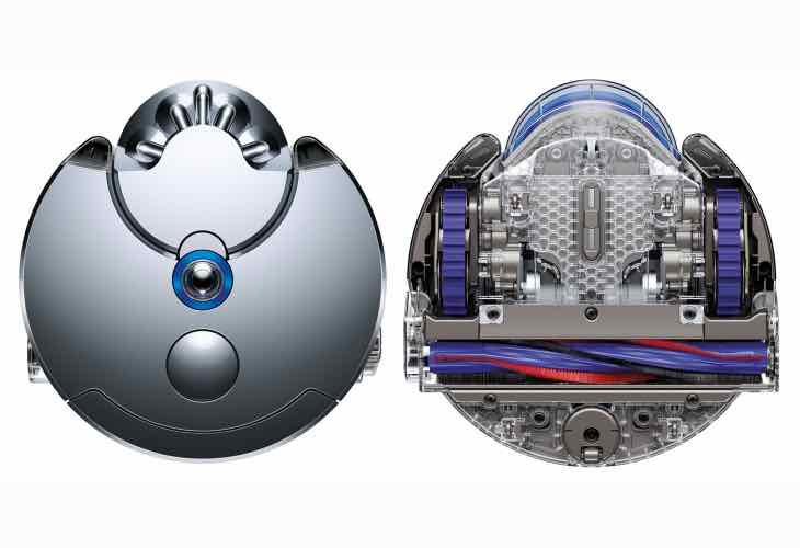 Dyson 360 Eye Robot Vacuum UK release
