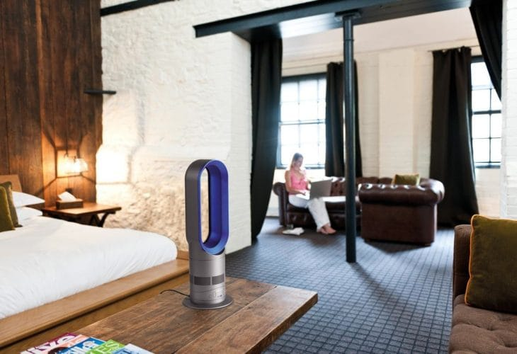 Dyson Air Multiplier recall, check your model