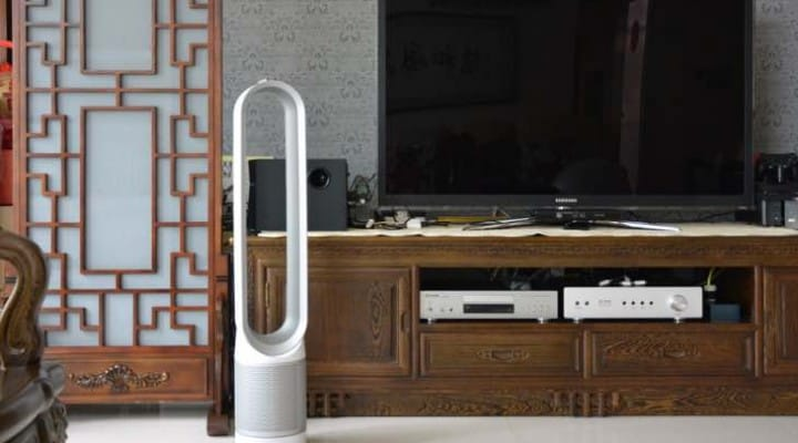 Dyson Pure Cool US, UK price and availability queried