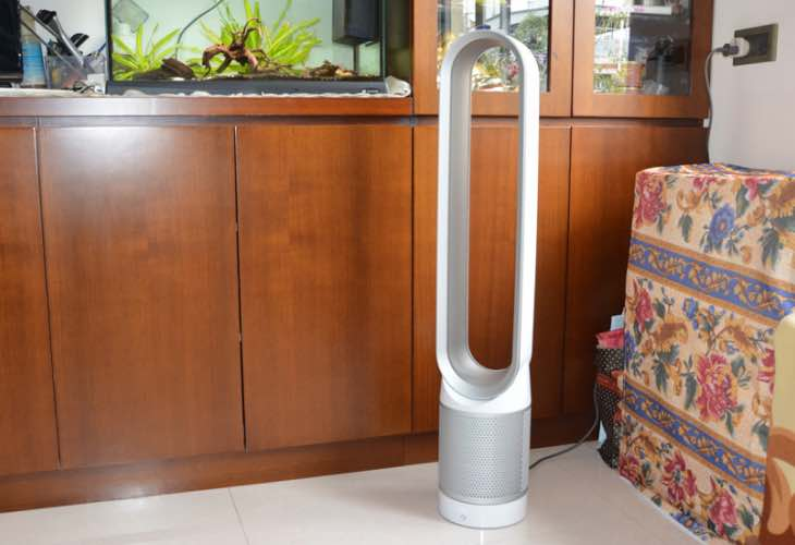 Dyson Pure Cool US, UK price