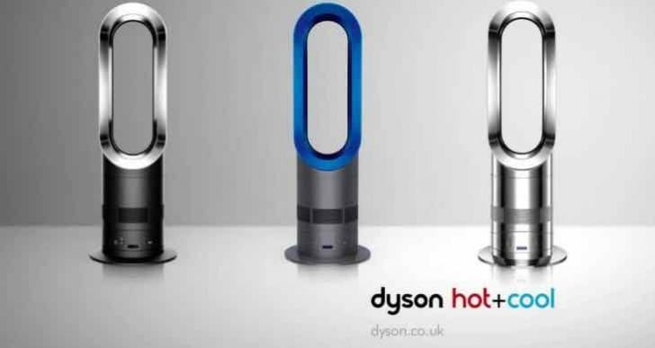 Dyson fans best price during high demand