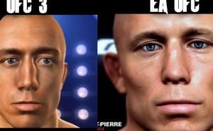 EA Sports UFC vs. Undisputed 3, by the fans
