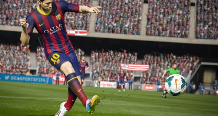 EA server problems take FIFA, Madden 15 down