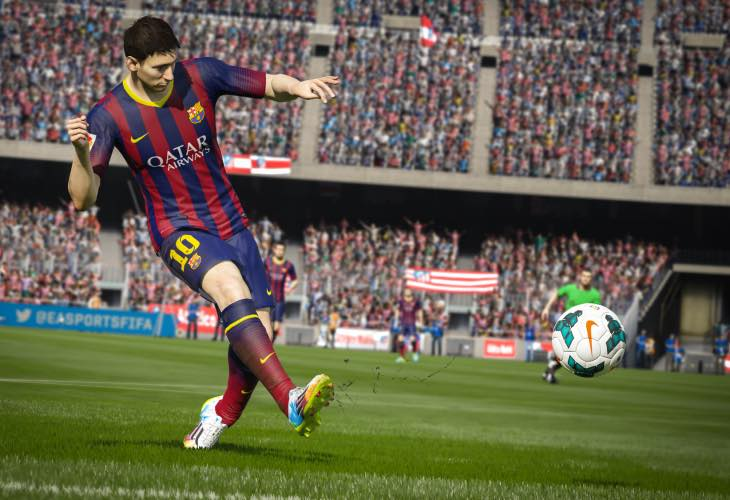 EA server problems take FIFA 15 down