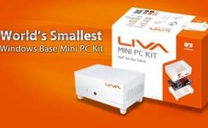 ECS LIVA specs boost limited to storage