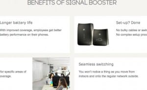 EE network signal booster