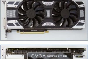 EVGA GeForce GTX 1080 review running Fire Strike results