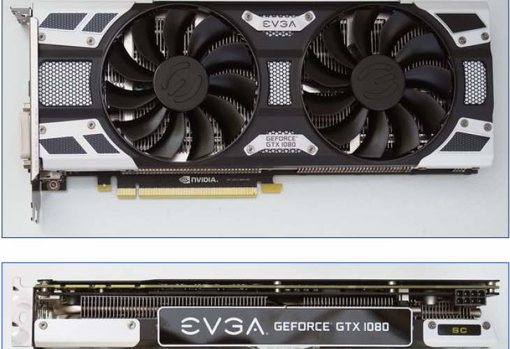 EVGA GeForce GTX 1080 review