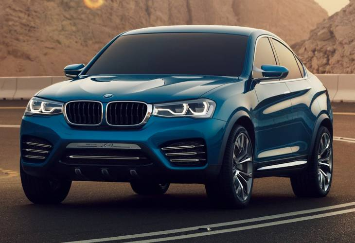 Early 2015 BMW X4