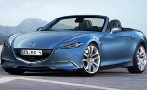 Early Mazda MX-5 2015 exterior, specs reveal date