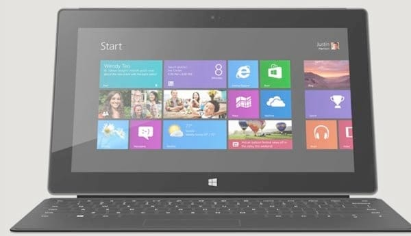 Early hands-on with Microsoft Surface Pro for consumers
