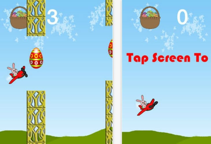 Easter Egg Hunt apps - Games for 2014