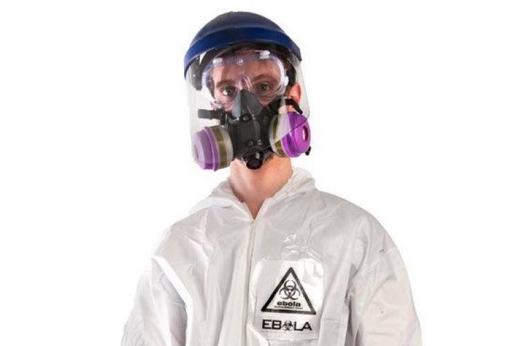 Ebola Halloween costume starts viral debate