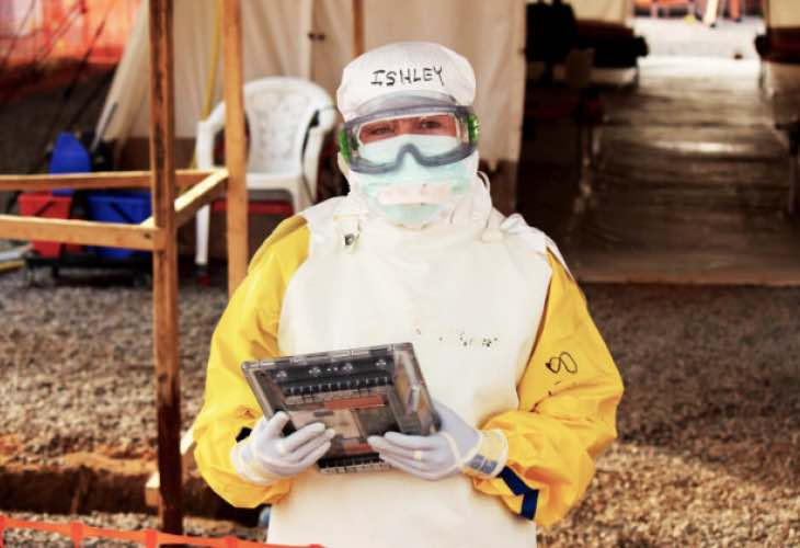 Ebola-proof Google tablet could fight future disease outbreaks