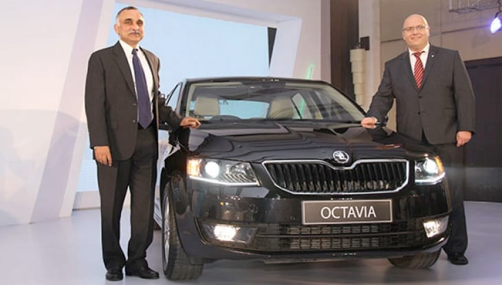 2013 Skoda Octavia price gets priced in India