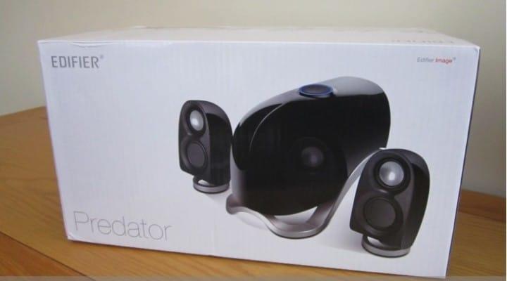 Edifier Predator e1100MK II speakers given hands-on review