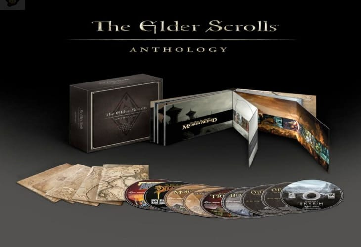 Elder Scrolls Anthology price update upsets Xbox, PS3 users