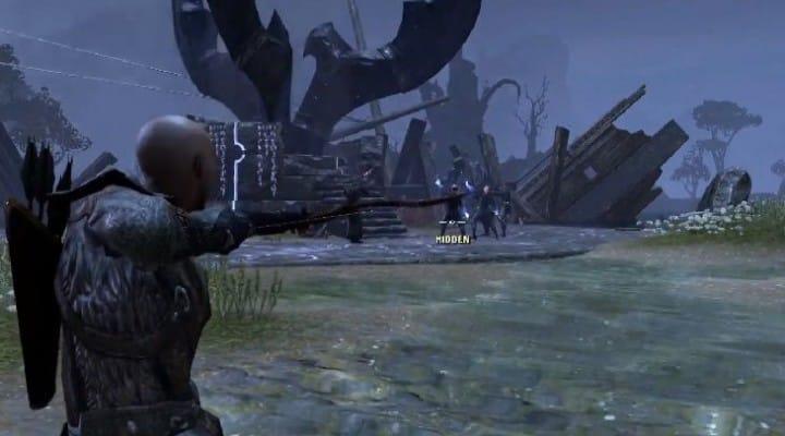 Elder Scrolls Online group content gameplay released