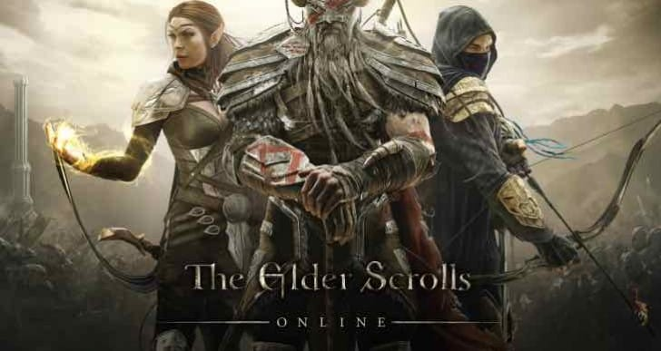 Elder Scrolls Online maintenance today for PS4, PC, Xbox One