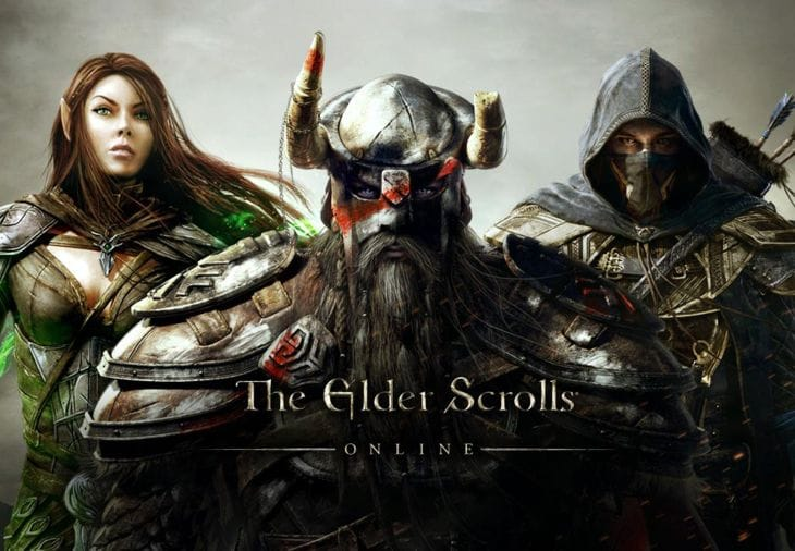 Elder Scrolls Online beta comes with new v.018 update
