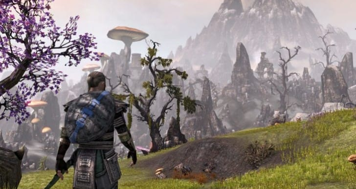 Elder Scrolls: Online gets limited edition lithograph treat