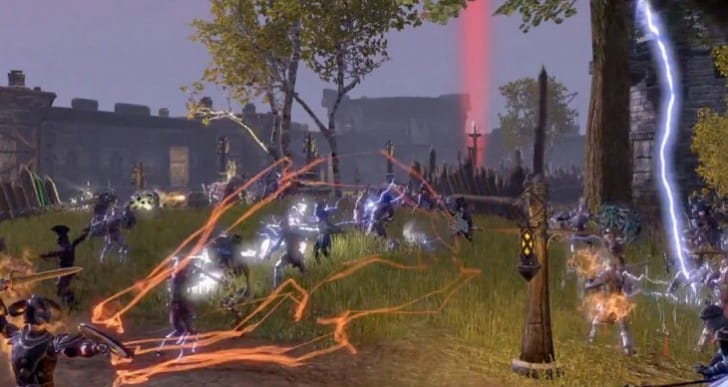 Elder Scrolls Online for PS4 news update silence