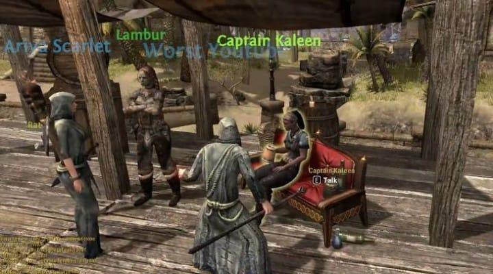 Elder Scrolls Online leveling system tests patience